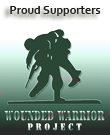 Proudly Supporting Veterans and Wounded Warriors with a portion of the proceeds of our purchases.